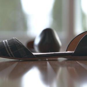 Halogen Shoes - Halogen D'Orsay Flats - NWOT!